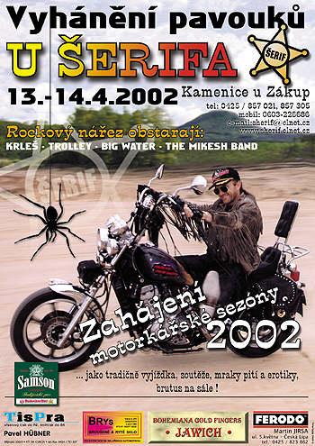 pavouk2002